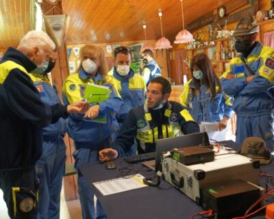 PROTEZIONE CIVILE ALPINA - CORSO RADIO